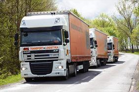 spedycja, A & Z Transport-Logistyka Sp. z o.o. Transport krajowy i międzynarodowy, Stęszew