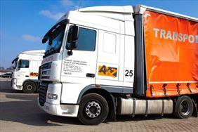 pojazd ciężarowy, A & Z Transport-Logistyka Sp. z o.o. Transport krajowy i międzynarodowy, Stęszew