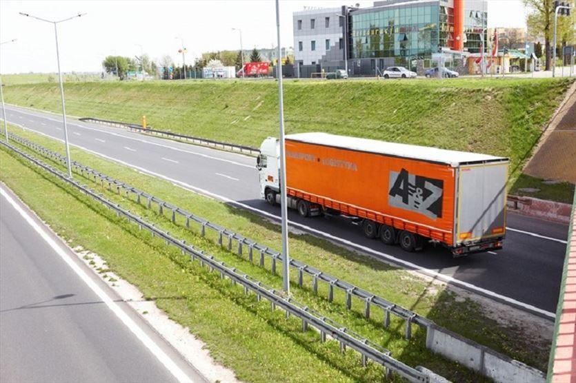 Krajowy i zagraniczny przewóz samochodowy, A & Z Transport-Logistyka Sp. z o.o. Transport krajowy i międzynarodowy, Stęszew