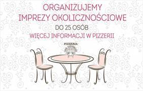 imprezy okolicznościowe, Płucienniczak Piotr Mała Gastronomia Pizzeria Pod Papugami, Turek