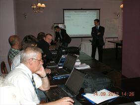 szkolenie z wykorzystaniem laptopów, Teletronik Telekomunikacja i elektronika Krzysztof Sendek, Września