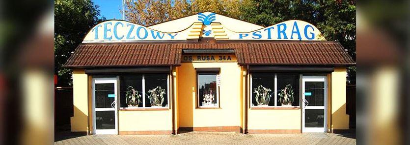 Sprzedaż hurtowa i detaliczna ryb, owoców morza, jagnięciny oraz dziczyzny, Tęczowy Pstrąg Hurt Detal Ryby Owoce Morza Dziczyzna, Poznań