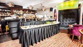 restauracja, Don Prestige Residence, Poznań