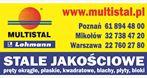 Multistal & Lohmann Sp. z o.o. Hurtownie Stali Jakościowych Oddział Poznań