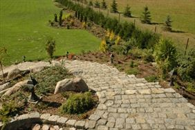 Ogród, Henryk Hinca mgr inż. Gospodarstwo szkółkarskie, Piła
