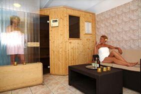 sauna, Hotel Muza, Duszniki-Zdrój