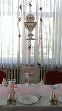 przyjęcie komunijne, Jedyna Restauracja, Gdynia
