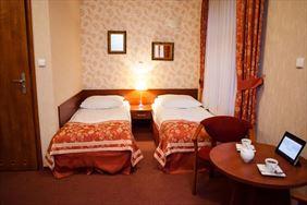 pokój dwuosobowy, Hotel Logos, Gdańsk