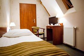 pokój jednoosobowy, Hotel Logos, Gdańsk