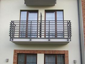 balustrada, Stalex, Piekary