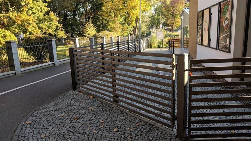 Producent metalowych ogrodzeń i bram , Stalex, Piekary