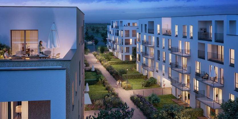 Kup nowe mieszkanie i zamieszkaj w zieleni, Gryf Development sp. z o.o. sp. k, Szczecin