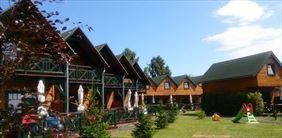teren ośrodka, Oleńka Ośrodek wczasowy, Sarbinowo