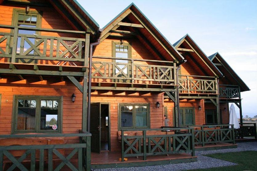 Wynajem komfortowych domków nad morzem, Oleńka Ośrodek wczasowy, Sarbinowo