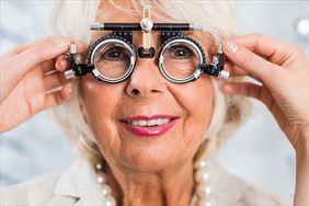 dobór okularów, Gabinet lekarski Elżbieta Witczak-Kaszuba, Zielona Góra