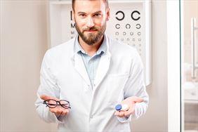 soczewki i okulary, Gabinet lekarski Elżbieta Witczak-Kaszuba, Zielona Góra