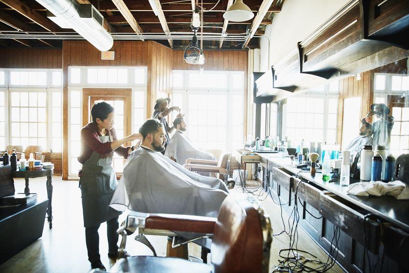 przyjazna Fryzjerstwo - salony, usługi, Agata Trepczyńska Hair Beauty Studio, Police