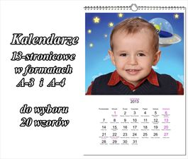 kalendarze, Fotografika Jacek Waldemar Magierowsk, Szczecin