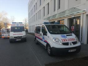 transport sanitarny, Lukasmed Łukasz Chodakowski, Zielona Góra