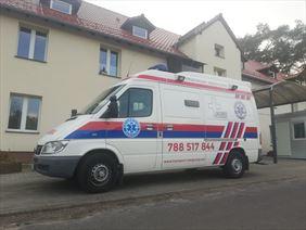 zlecenie na transport sanitarny, Lukasmed Łukasz Chodakowski, Zielona Góra
