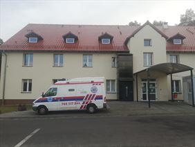 prywatny transport medyczny, Lukasmed Łukasz Chodakowski, Zielona Góra