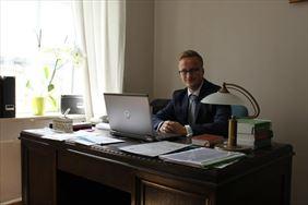 Dominik Baranowski, Dominik Baranowski Kancelaria adwokacka, Zielona Góra