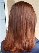 koloryzacja włosów, Studio Fryzur Agata Stachowiak, Żagań
