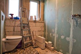 remont łazienki, Firma Ogólnobudowlana Radosław Krysiak, Szczecinek