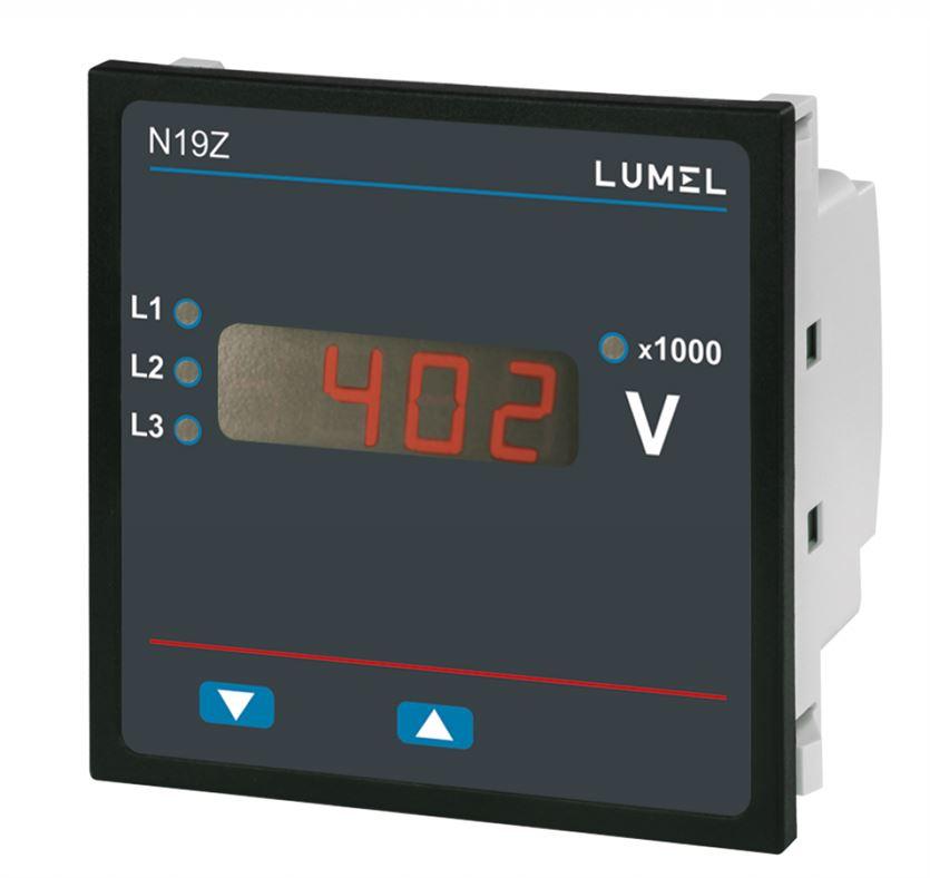 Urządzenia pomiarowe najwyższej klasy, Sklep firmowy Lumel s.c. I. K. Ranachowscy, Zielona Góra