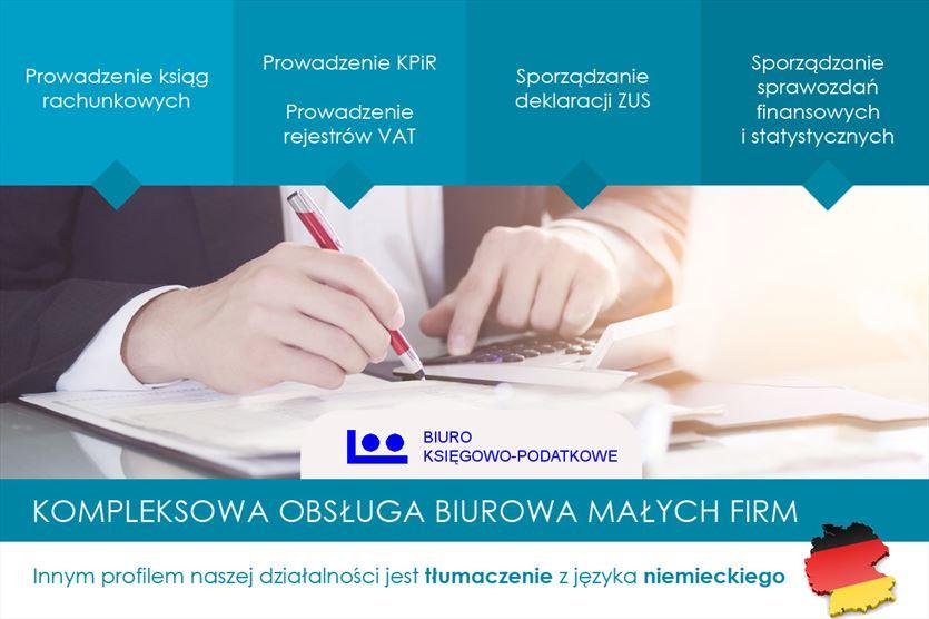 Profesjonalna obsługa firm z zakresu księgowości, Biuro Księgowo - Podatkowe Sp. z o.o., Szczecin
