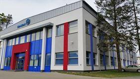 hala biurowo-magazynowa, Szponar Kompleksowe usługi budowlane, Szczecin