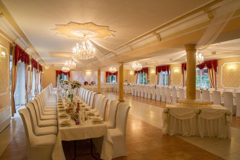 Niezapomniane imprezy i komfortowe noclegi, Rezydencja Szymczak Restauracja noclegi wesela, Maszewo