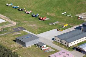 ośrodek, Aeroklub Ziemi Lubuskiej, Zielona Góra