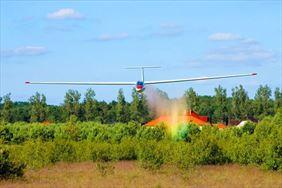 szkolenia lotnicze, Aeroklub Ziemi Lubuskiej, Zielona Góra