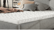 Eversleep. Materace, łóżka tapicerowane, stelaże