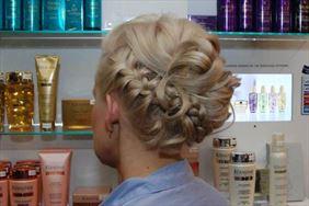 fryzury ślubne, Kleopatra Salon fryzjerski, Toruń
