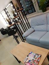 kanapa dla klientów, Studio Beata Marianna Bok, Warszawa