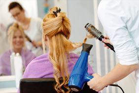 fryzjer damski, Efekt Salon Fryzjersko-Kosmetyczny Dominika Pietrzak, Płock