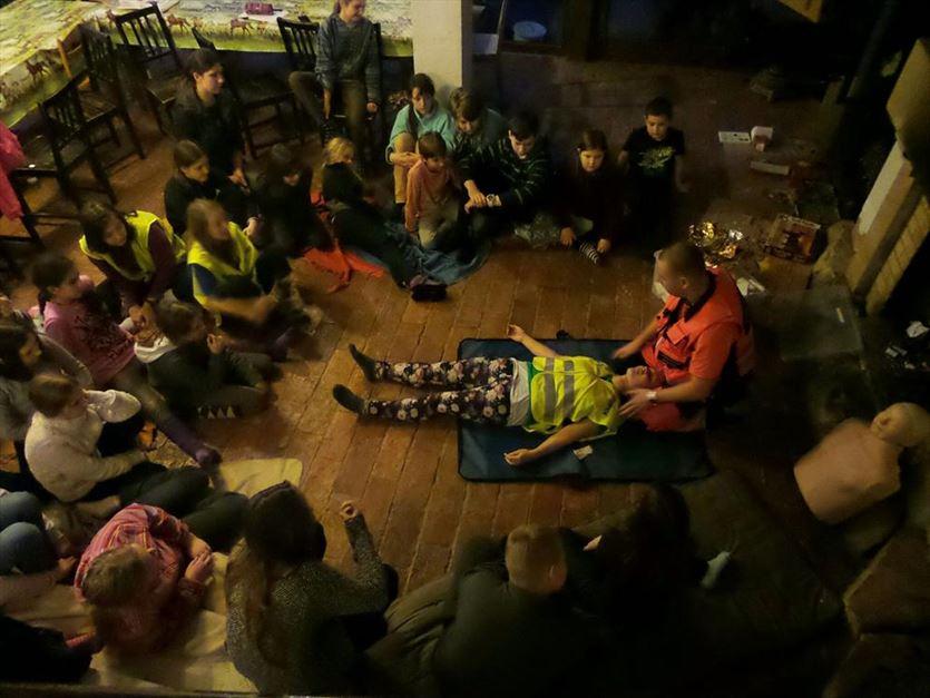 Szkolenia z zakresu pierwszej pomocy, Pawmed Ratownictwo medyczne Paweł Kępa, Warszawa