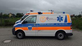 transport medyczny, Mazovia Medical Plus Spółka z Ograniczoną Odpowiedzialnością, Błonie