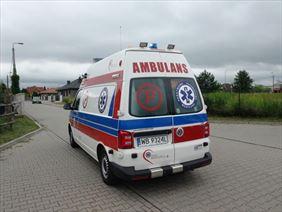 karetka, Mazovia Medical Plus Spółka z Ograniczoną Odpowiedzialnością, Błonie