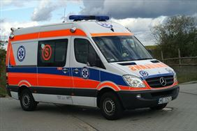 pogotowie ratunkowe, Mazovia Medical Plus Spółka z Ograniczoną Odpowiedzialnością, Błonie