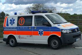samochód ratowniczy, Mazovia Medical Plus Spółka z Ograniczoną Odpowiedzialnością, Błonie