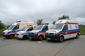 samochody transportu medycznego, Mazovia Medical Plus Spółka z Ograniczoną Odpowiedzialnością, Błonie