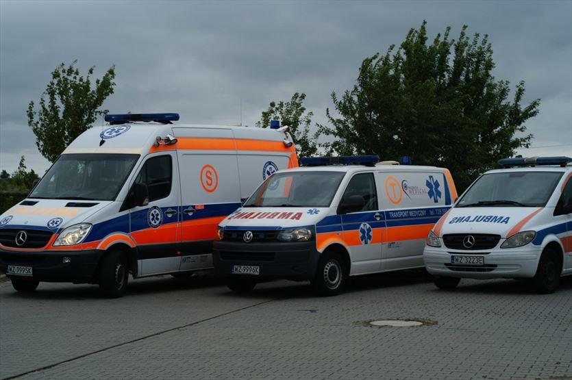 Zawsze przybywamy na czas - specjalistyczny transport medyczny, Mazovia Medical Plus Spółka z Ograniczoną Odpowiedzialnością, Błonie