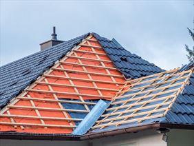 budowa dachu, Usługi Blacharsko-Dekarskie Kamil Król, Wielgolas