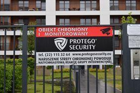 ochrona, Protego Security Spółka z ogarniczoną odpowiedzalnością, Warszawa