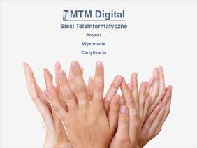 sieci teleinformatyczne, Mtm Digital Mikołaj Brzeziński, Warszawa