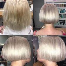 metamorfoza blond, Hair-Spa Iwona Sobolewska, Warszawa