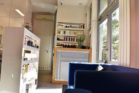 poczekalnia, Hair-Spa Iwona Sobolewska, Warszawa